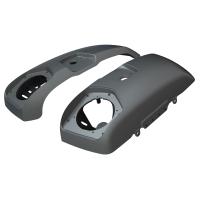PowerBand™ Audio Saddlebag Speaker Lids - Titanium Smoke