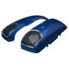 PowerBand Audio Saddlebag Speaker Lids in Radar Blue, Pair - Image 2 of 4