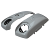 PowerBand Audio Saddlebag Speaker Lids in Ghost Gray, Pair - Image 1 of 4