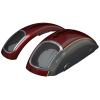 PowerBand Audio Classic Saddlebag Speaker Lids - Burgundy Metallic over Titanium Metallic - Image 2 of 4