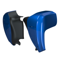 Hard Lower Fairings - Radar Blue