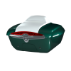 Quick Release Trunk - Metallic Jade over Pearl White - Image 1 of 3