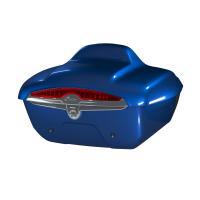 Quick Release Trunk - Radar Blue