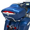 Quick-Release Lockable Trunk with Taillight, Radar Blue - Image 2 of 3
