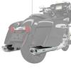 Stage 1 Oval Slip-On Muffler Kit, Chrome - Image 5 de 6