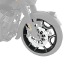 Aluminum 19 in. Precision Machined Front Wheel Kit, Contrast Cut - Image 3 of 3
