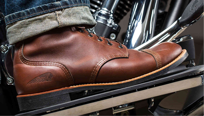Red Wing Mens Boots