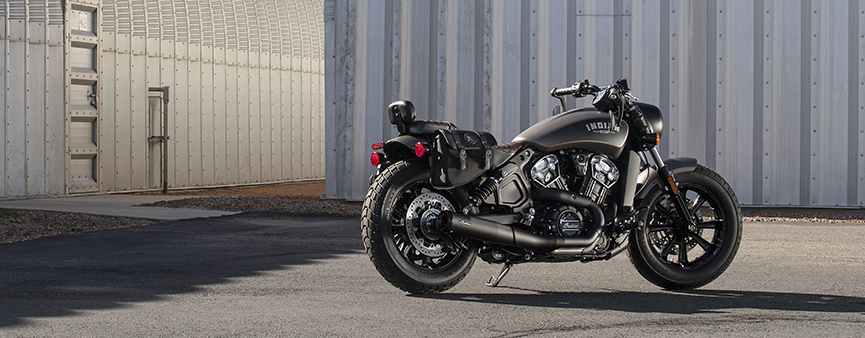 Transit Special Package Accessories - Scout Bobber ...