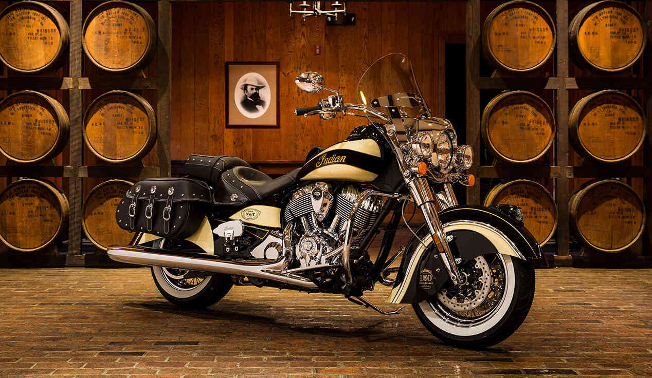 2016 Jack Daniel's Limited Edition Indian