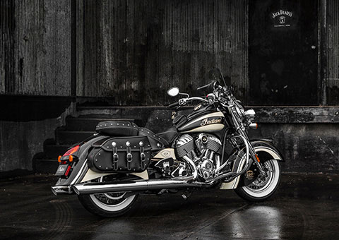 Indian Motorcycle - Jack Daniels 150th Anniversary The Bike Image