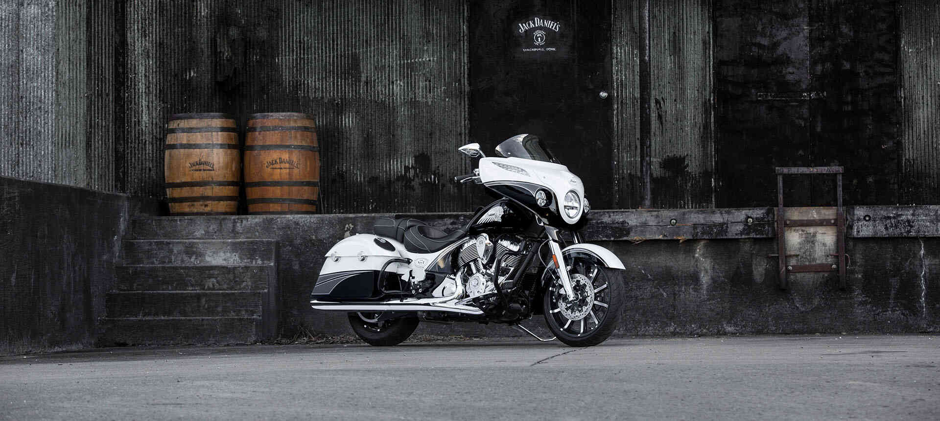 2017 Jack Daniel's Limited Edition Indian Chieftain