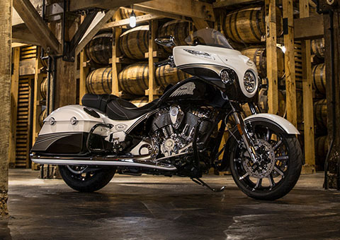 Indian Motorcycle - Jack Daniels 150th Anniversary Our Partnership Image