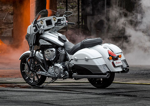 Jack Daniels Limited Edition Indian Chieftain
