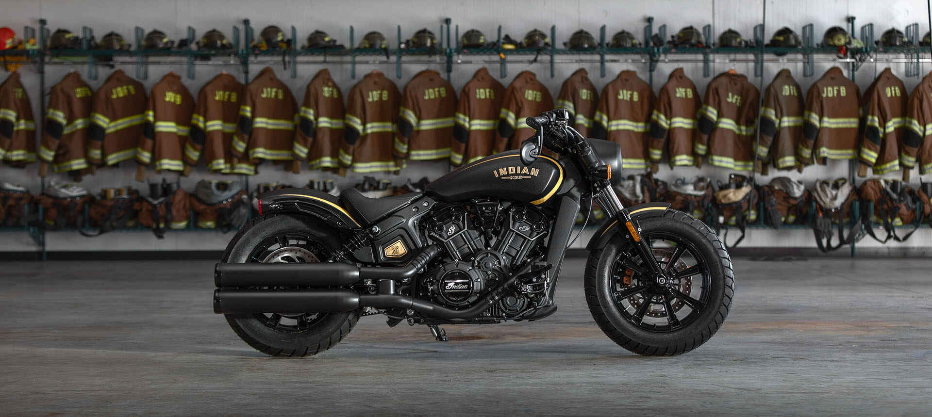 2018 Jack Daniel's Indian Scout Bobber