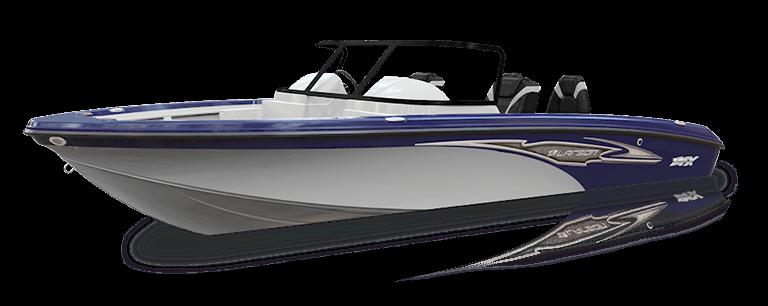 Larson 1850 Dual Console Fishing Boat Larson Fx