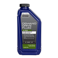 Demand Drive Front Gearcase and Centralized Clutch Drive Fluid, For ORVs, 2877922, 1 Quart
