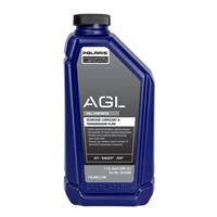 Polaris AGL Automatic Gearcase Lubricant and Transmission Fluid, 2878068, 1 Quart