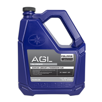 AGL Automatic Gearcase Lubricant and Transmission Fluid, 2878069, 1 Gallon
