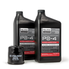 Full Synthetic Oil Change Kit, 2 Qts. Of PS-4 Extreme Duty Engine Oil and 1 Oil Filter - Image 1 of 7