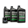 Full Synthetic Oil Change Kit, 3 Qts. of PS-4 Engine Oil and 1 Oil Filter - Image 1 of 7