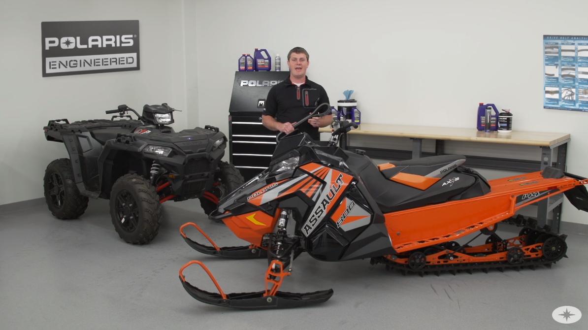 Belts | Maintenance | Polaris Snowmobiles