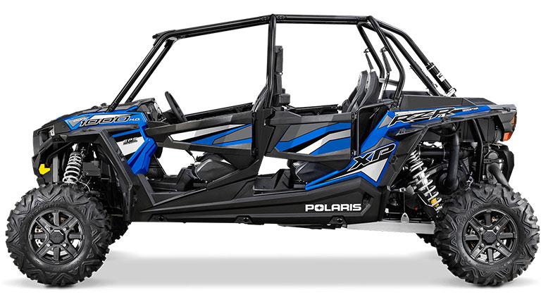 RZR XP® 4 1000 EPS ELECTRIC BLUE METALLIC