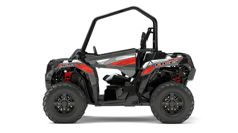 POLARIS ACE® 570 SP TITANIUM MATTE METALLIC