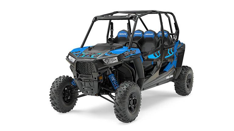 RZR® 4 900 EPS VELOCITY BLUE
