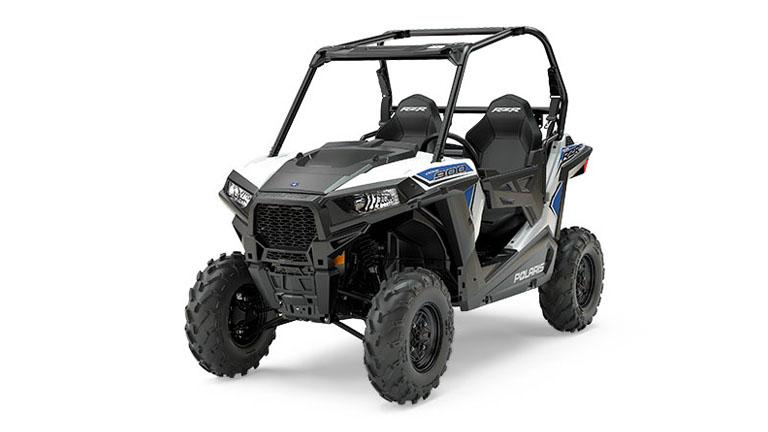 RZR® 900 WHITE LIGHTNING