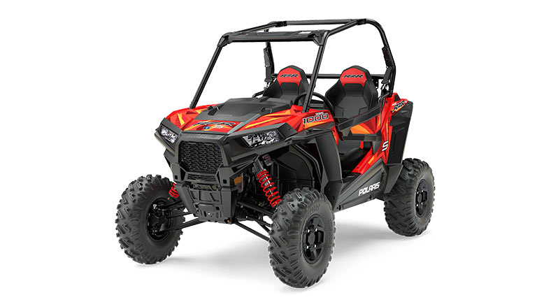 RZR® S 1000 EPS INDY RED