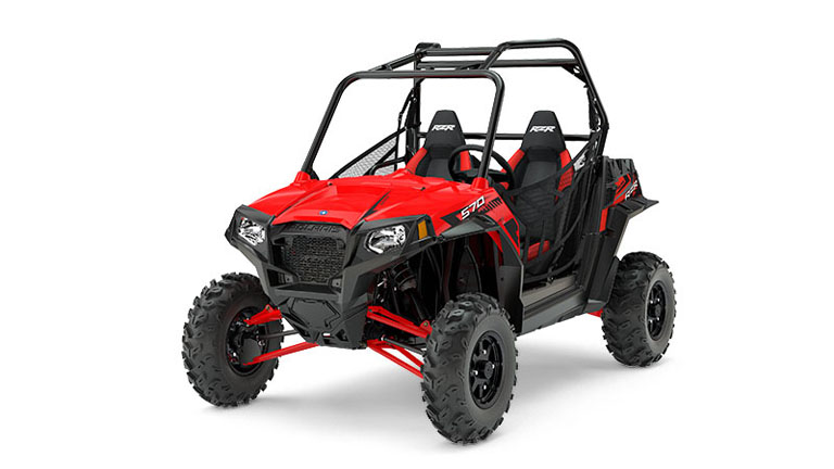 RZR® S 570 EPS INDY RED