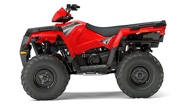 Sportsman 570 Eps Indy Red