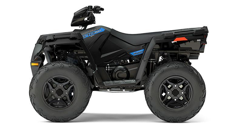 Sportsman 570 Sp Stealth Black