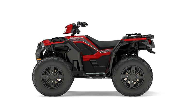 SPORTSMAN® 850 SP MATTE SUNSET RED