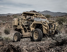 Polaris Government & Defense: Military Vehicles - LTATVs