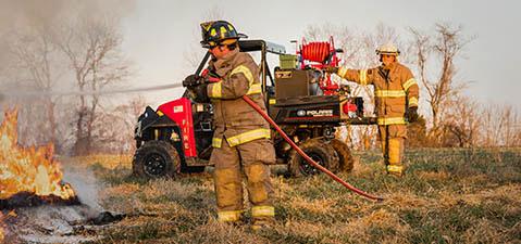 Polaris Fire and Rescue Equipment | Polaris Government & Defense