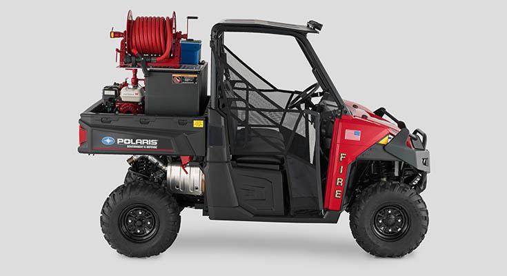 Polaris Government & Defense Fire & Rescue Kits
