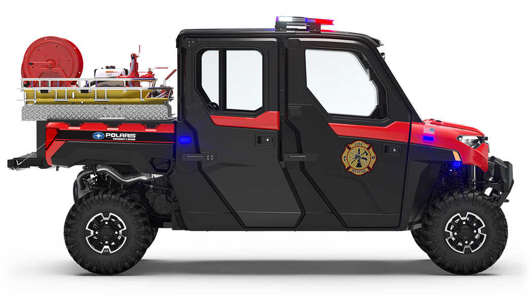 Polaris Military Law Enforcement Kits