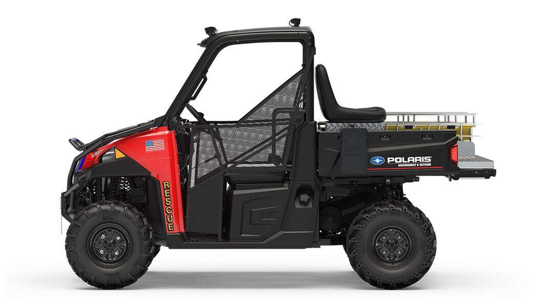 Polaris Military Fire & Rescue Kits