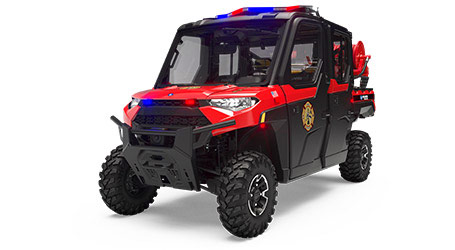 Ranger Crew XP 1000 EPS NorthStar HVAC Edition All Weather Fire-Fighting Rescue Kit