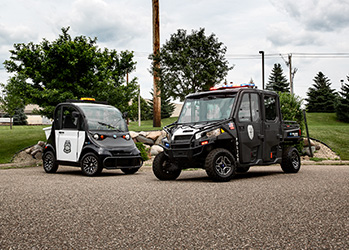 GEM e2 Ranger Police Group