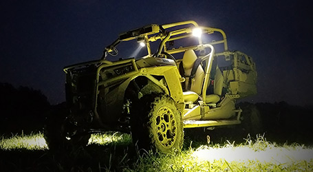 U.S. Army Purchases 20 MRZR® X Vehicles for Soldier Trials