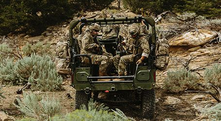 SAIC, POLARIS TO TEAM ON ARMY INFANTRY SQUAD VEHICLE