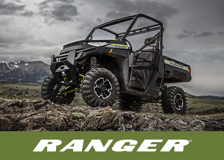 Polaris Ranger - Find yours Image