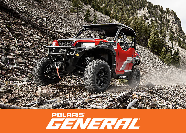Polaris General – Image Trouver le vôtre
