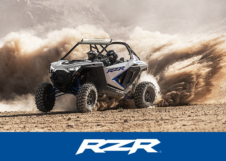 Build Your Polaris ATV