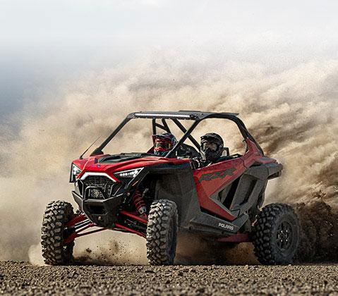 Polaris Off-Road Vehicles (ORV): SxS, UTVs, ATVs, & 4-wheelers