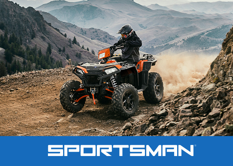 Polaris Sportsman - Find yours Image