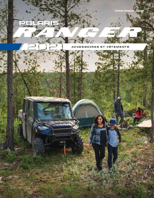 2021 Polaris Ranger Accessories & Apparel Catalog