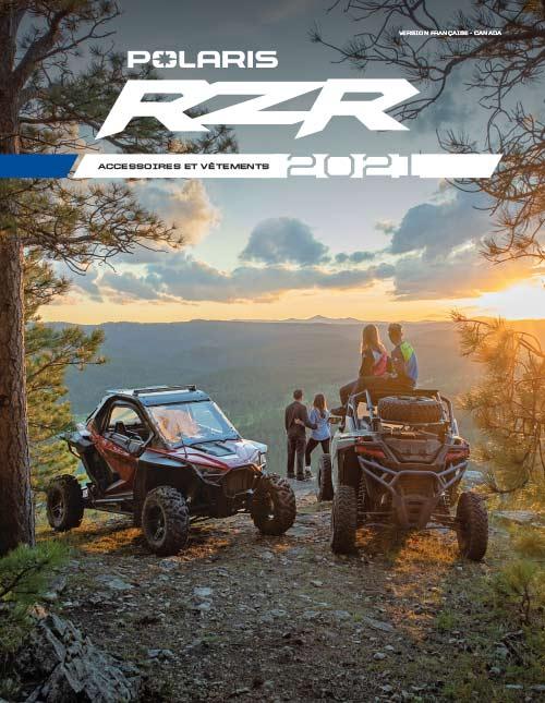 2021 Polaris RZR Accessories & Apparel Catalog